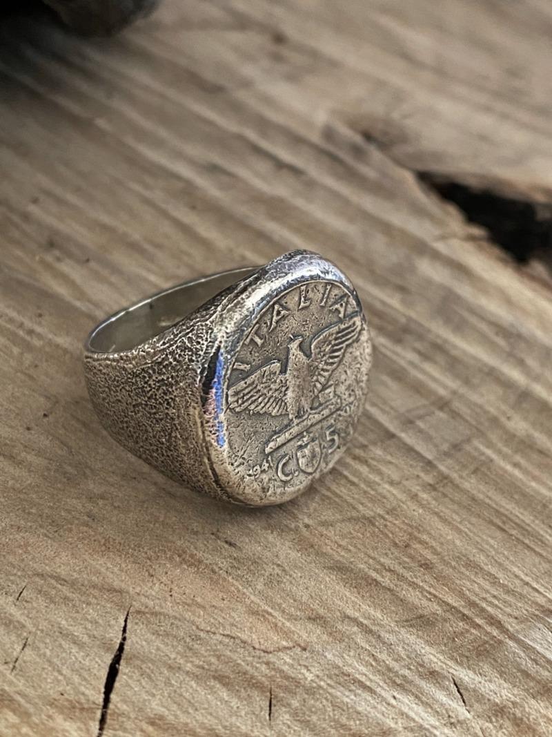 anello-romeo-5-cent-aquila-mod-4503
