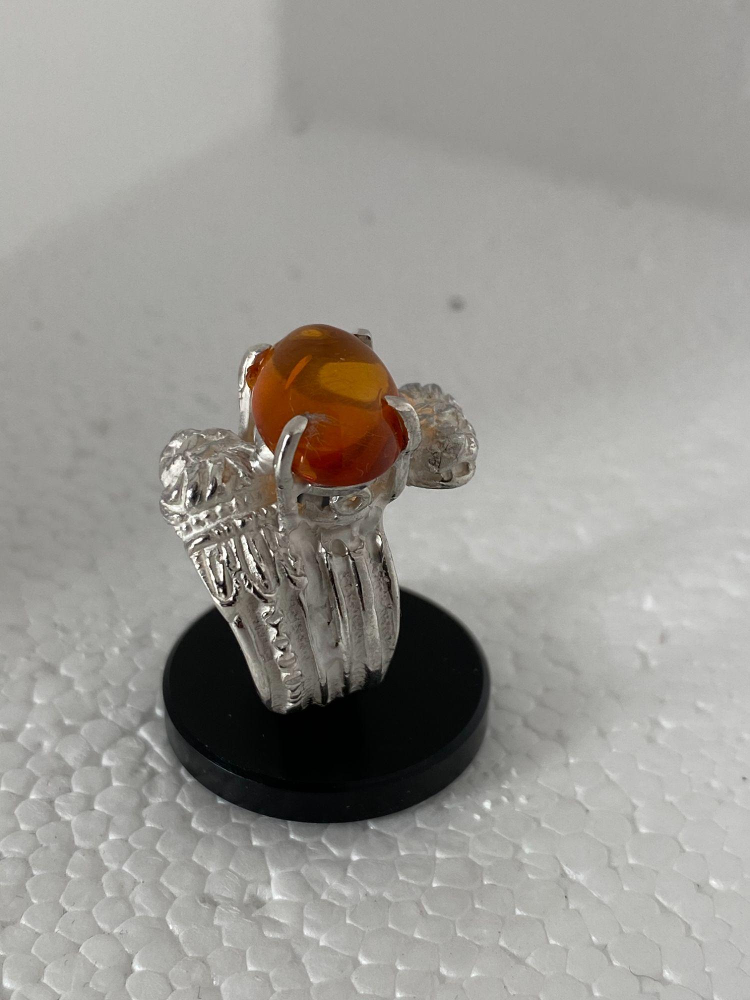 anello-romeo-leoni-e-ambra-mod-5140
